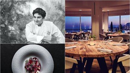"""""""Mirazur"""" – geriausias pasaulio restoranas, diktuojantis madas. Kokį stebuklą sukūrė jo šefas?"""