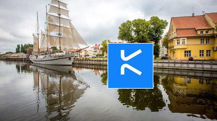 Klaipėda žada nenaudoti naujojo miesto ženklo, kol nebus patvirtintas jo autentiškumas