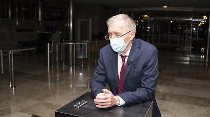 Kitame parlamente nebebus senbuvių G.Kirkilo, J.Bernatonio, I.Šiaulienės