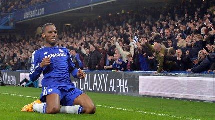 """Didier Drogba meilė """"Chelsea"""" neblėsta – puolėjas grįš į klubą"""