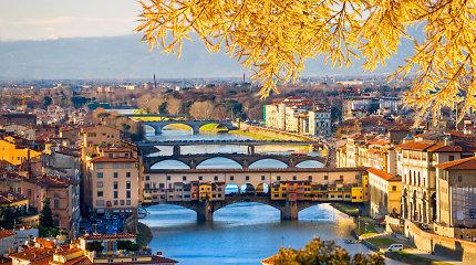 Amerikiečiai išrinko 15 geriausių Europos miestų