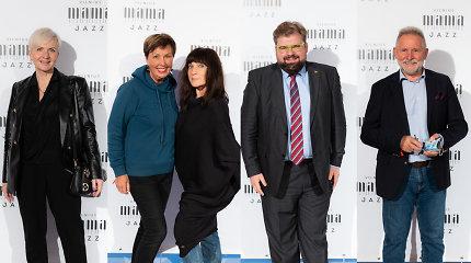 """""""Vilnius Mama Jazz"""" festivalio atidarymas pritraukė žinomų žmonių"""