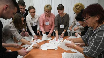 """ESBO: rinkimai Baltarusijoje parodė """"pagarbos demokratijai stygių"""""""