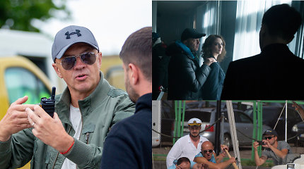 """""""Prakeikti"""" režisierius R.Rudokas: """"Atskleistos ne visos kriminalinės paslaptys"""""""