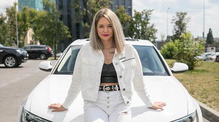 """Monika Marija dainos premjeros proga įsigijo svajonių automobilį: """"Tai man labai svarbus simbolis"""""""