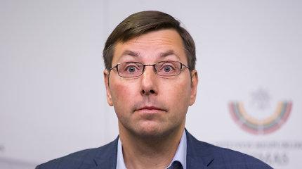 """G.Steponavičių prokurorai nori tempti į teismą už pilietiškumo pamokas, finansuotas """"MG Baltic"""" pinigais"""