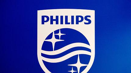 """""""Philips"""" pranešė galinti patirti 250 mln. eurų nuostolių dėl defektinių produktų"""