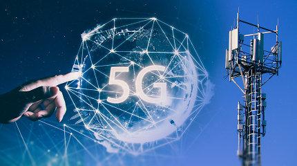 Europiečių apklausa: kuo daugiau žinių apie 5G, tuo mažiau baimės
