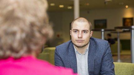 """E.Naprys: Nori 100 eurų didesnės pensijos? Sumokėk """"Sodrai"""" 38 tūkst. eurų"""