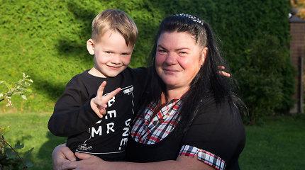 6 kg svorio gimęs Armandas tuoj švęs 4-ąjį gimtadienį: kaip Vilmos šeima gyvena dabar?