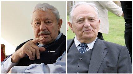Liustracijos komisija: S.Sondeckis ir D.Banionis su KGB nebendradarbiavo