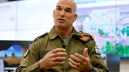 """Izraelis: kilus karui su """"Hezbollah"""" į šalį kasdien gali būti paleidžiama po 2 000 raketų"""