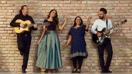 """""""Karavan Familia"""": romų muzika – gyvenimo džiaugsmui"""
