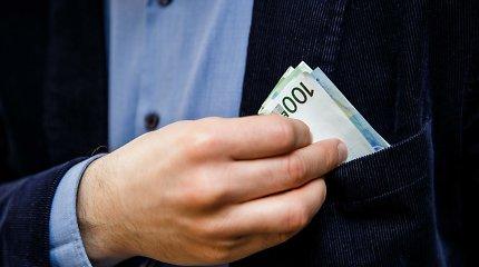 STT: Bendrijos vadovas nuteistas už papirkimą – 1 000 kyšis virto 10 000 eurų bauda