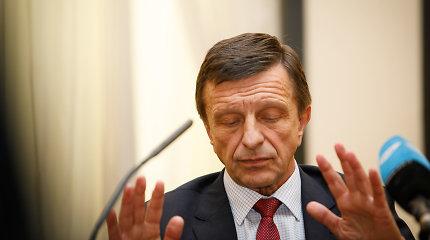 Teismas: kontrolieriaus išvada dėl P.Baršausko plagiato – teisėta ir pagrįsta