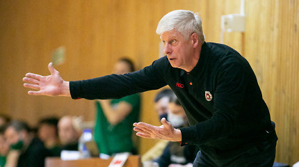 Buvęs Jono Valančiūno treneris po 40 metų darbo suka kita kryptimi
