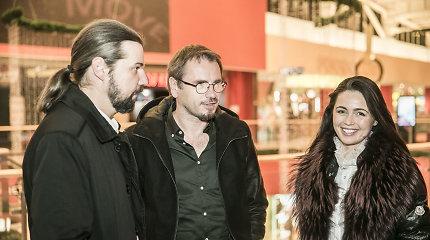 """Kipro Mašanausko ir Romo Lileikio albumo """"Requiem"""" pristatyme – žinomi svečiai"""