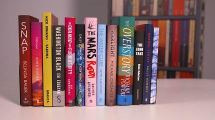 """Paskelbtos šešios knygos, pretenduojančios į prestižinę """"Man Booker"""" premiją"""