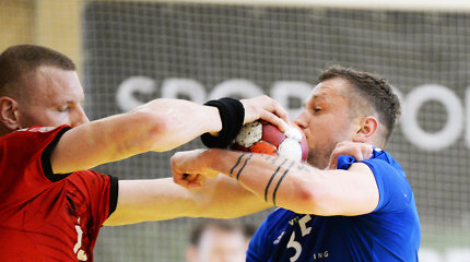 Lietuvos rankinio klubai sužinojo varžovus EHF Europos taurės varžybose