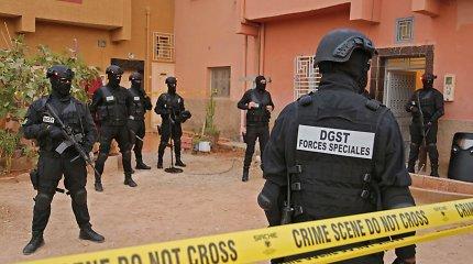 """Maroke išardyta su """"Islamo valstybe"""" siejama kuopelė, suimti trys asmenys"""