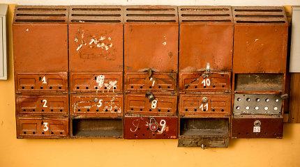 Panevėžiečiai kviečiami pašalinti senas pašto dėžutes: to nepadariusiųjų – laukia nemalonumai