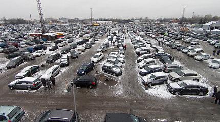 Du automobilių prekeiviai iš Utenos sės į teisiamųjų suolą, kiti – papildys valstybės iždą