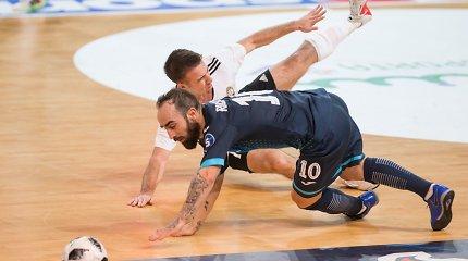 Pagrindinis UEFA Futsal Čempionų lygos etapas vyks Lietuvoje