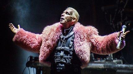 """57-erių """"Rammstein"""" lyderis Tillas Lindemannas skubiai paguldytas į ligoninę: vis dėlto koronavirusas nenustatytas"""
