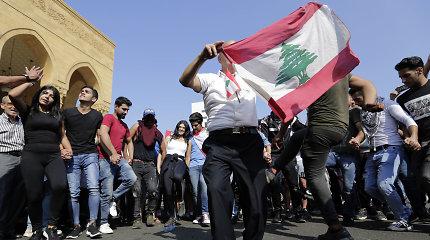 Libane pristatyta nauja vyriausybė