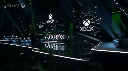 """""""Microsoft"""" pristatė naujos kartos """"Xbox"""" kompiuterius: sulauksime 2020 metais"""