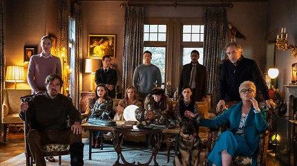 """Filmas """"Ištraukti peiliai"""": Agatha Christie ploja atsistojus"""
