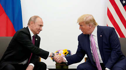 Ar Rusija tikrai rezga sąmokslą prieš JAV? Labai abejotina. Štai kodėl