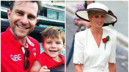 """Princese Diana save laikantis 4-erių berniukas: """"Dvasios pasiima naktį, o grąžina tik ryte"""""""