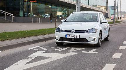 "Elektrinis ""Volkswagen"" pasninkas: atsisakys ""e-Golf""?"