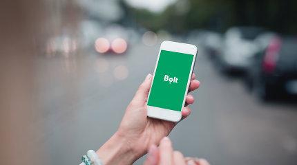 """""""Bolt"""" vasaros pabaigoje Taline pradės teikti maisto pristatymo paslaugas"""