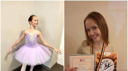 Andrėja savo pašaukimą atrado būdama vos trejų metukų: gyvena šokdama baletą