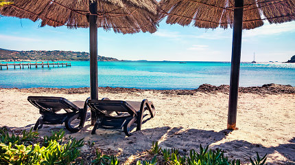 """""""Tripadvisor"""" paskelbė 10 geriausių Europos paplūdimių"""