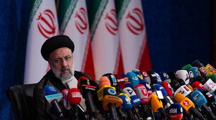 """""""NY Times"""": Iranas – prie atominio ginklo slenksčio. Koks bus kitas jo žingsnis?"""