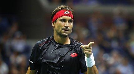 Naujos Davido Ferrero pareigos – tapo turnyro gimtinėje direktoriumi