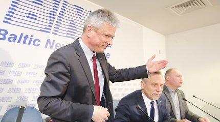 """Į asociacijos """"Linava"""" prezidento postą vežėjai iškėlė 4 kandidatus"""