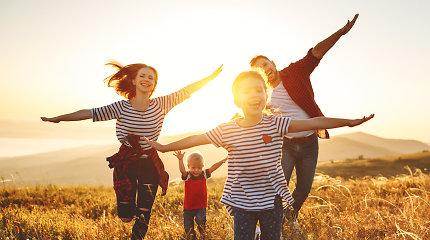 Tavo laikas – laimingas vaikas: ką svarbu žinoti tėvams ir kaip gali padėti savanoriai