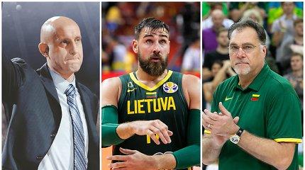 Daugiausia uždirbę Lietuvos sportininkai – Ž.Ilgauskas, J.Valančiūnas, A.Sabonis