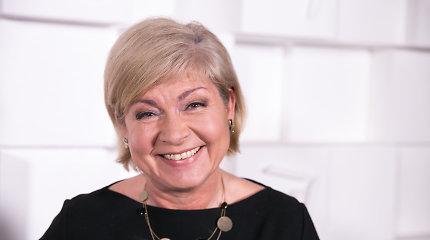 """Edita Mildažytė mini 53-ąjį gimtadienį: """"Stenkimės džiaugtis ir džiuginti kitus"""""""