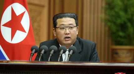 """Šiaurės Korėja rado """"argumentą"""", kodėl kapitalizmas neveikia: užkliuvo """"Netflix"""" serialas"""