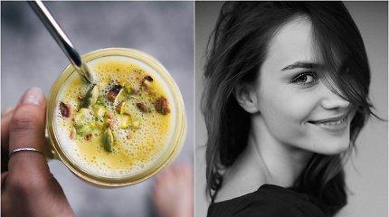 """KitchenJulie"" receptas: mango ""lassi"" su kardamonu"