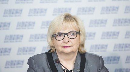 Atsistatydinanti švietimo viceministrė M.Bilotienė: tiesiog paslydau