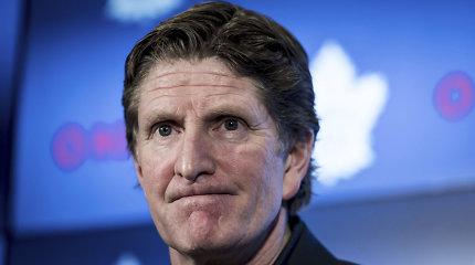 Atleistas brangiausias NHL treneris