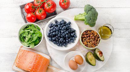 Maistas smegenims: mitybininkas įvardija naudingiausius produktus, kad liktume žvalūs