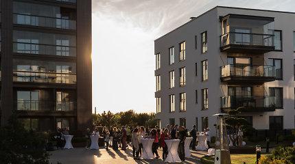 """""""YIT Lietuva"""" per tris metų ketvirčius pardavė 76 proc. daugiau butų nei pernai"""