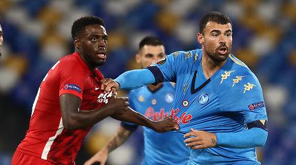 """Europos lyga: Anglijos klubų sėkmingas startas ir netikėta """"Napoli"""" nesėkmė"""